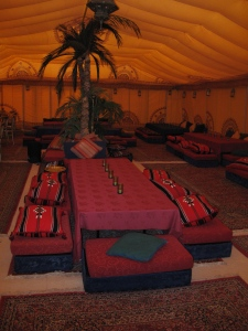 Moroccan Tent.JPG www.samaracuisine.co.uk